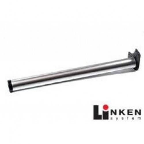 Опора Linken System 60/ 820 черная, стальная основа
