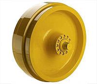 Направляющие (натяжные) колеса - ленивец KOBELCO SK235 SR-1, SK300-1, SK310-2,3, SK330-6, SK400-4, SK480LC , фото 1