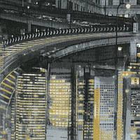 Обои Rasch OVK Design Night City   907728