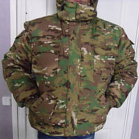 Куртка мультикам зимняя рип-стоп