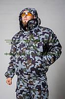 Куртка зимняя для охраны