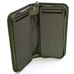 Поводочница Daiwa Black Widow Rig Wallet