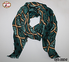 Стильний шарф Сяйво, фото 2