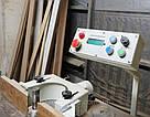 Фрезерный станок Майстер&К Ф-77МК бу по дереву, с шипорезной кареткой, привод 5,5 кВт, фото 4