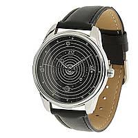 "Часы ZIZ маст-хэв ""Планеты"" (черный, серебро) 1413201"