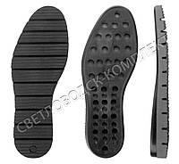 Подошва для обуви 5379, цв.черный