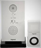 Звонок дверной Legrand 094224. Беспроводной на подставке. Набор «Максимум»