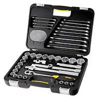 Набор торцевых головок и комбинированных ключей Stanley 1-99-056