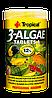 Tropical 3-Algae Tablets A 250 ml (340 табл) -  корм для кормления аквариумных рыб (20734)