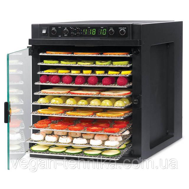 Бытовые дегидраторы Excalibur - электрические сушилки для овощей и фруктов