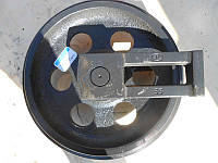 Направляющие (натяжные) колеса - ленивцы KOMATSU D375A-5(S), D375A-5(D), PC05,07, PC20-1~7(сталь)