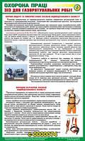 Стенды по охране труда и технике безопасностиГазоспасательные работы