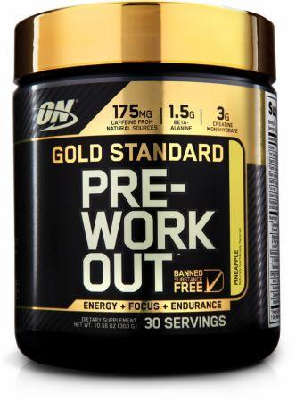 Optimum Nutrition Gold Standard Pre Workout 330 g