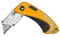 Нож-трапеция раскладной SIGMA 8212081
