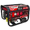 ✅ Генератор бензиновый мощность 3100 Вт Intertool Dt-1128
