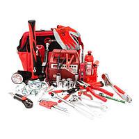 ✅ Набор инструментов для автомобиля Авто-помощник Intertool BX-1002