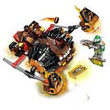 """Конструктор Nexo Knights 79237 """"Лавинный разрушитель Молтора"""", фото 2"""