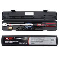 Динамометрический ключ электронный Intertool XT-9021