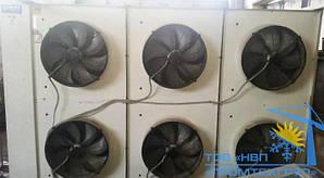 Воздушный б/у конденсатор LU-VE SHVN 141 H/V