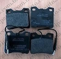 Тормозные колодки задние Mercedes Vito W638 (TDI) ABE C2M005ABE, фото 1