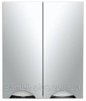 Зеркальный навесной шкаф Грация-60, фото 2