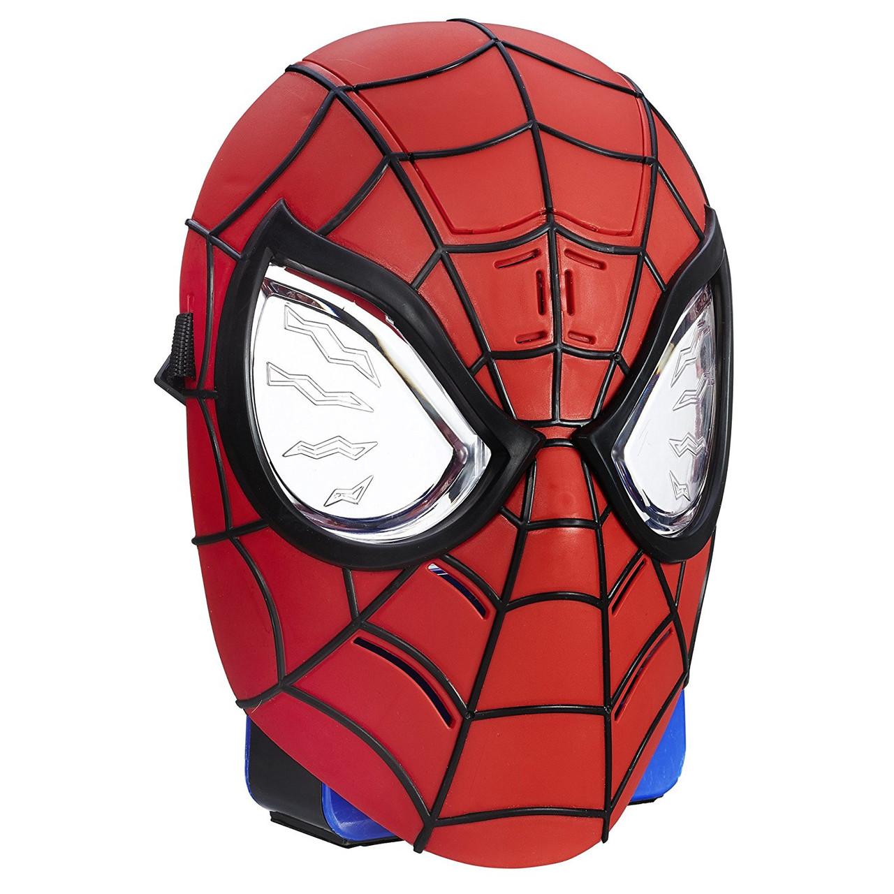 Электронная маска Человек Паук от Hasbro: продажа, цена в ...