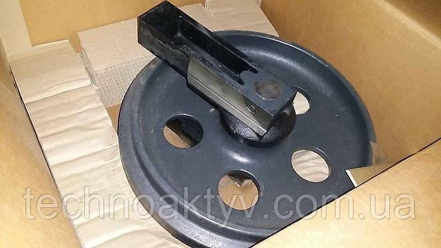 Направляющие (натяжные) колеса - ленивец KOMATSU D85PX-15(S), D85PX-15(D), D20 VE(S), D20VE / PC60-5