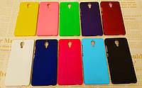 Чехол накладка бампер для Xiaomi Mi4 (10 цветов)