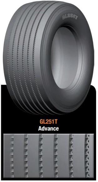 Грузовые шины Advance GL251T, 385/55R19.5