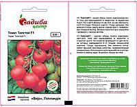 Семена томата Толстой F1 (Бейо/Bejo/САДЫБА ЦЕНТР) 0,05 г — ранний (70-72 дня), красный, индетерминантный.