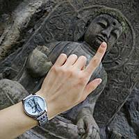 """Часы ZIZ арт """"Слон орнамент"""" 1509622"""
