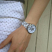 """Часы ZIZ арт """"Иллюзия времени"""" 1515436"""