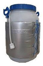 Декристаллизатор, розпуск меду в пластиковій ємності 30л. Розігрів до + 40°С.