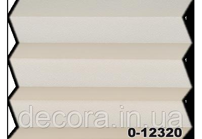Жалюзі плісе opera pearl 0-12320