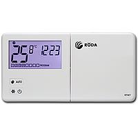 Проводной комнатный термостат Roda RTW7 (недельный программатор)