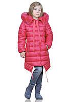 Модная курточка с теплой флисовой подкладкой