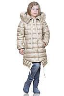 Детская зимняя курточка Китти