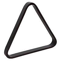 Треугольник темно-коричневый (дуб) 60 мм