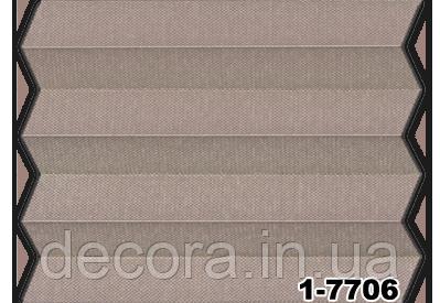 Жалюзі плісе samba pearl 1-7706, фото 2