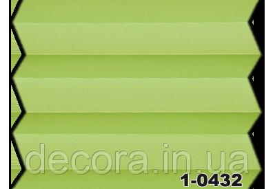 Жалюзі плісе samba pearl 1-0432