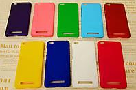 Чехол накладка бампер для Xiaomi RedMi 4A (9 цветов)