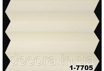 Жалюзі плісе samba pearl 1-7705, фото 2