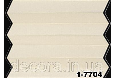 Жалюзі плісе samba pearl 1-7704, фото 2