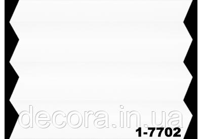 Жалюзі плісе samba pearl 1-7702, фото 2