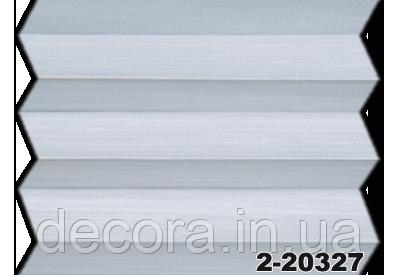 Жалюзі плісе butterfly pearl 2-20327