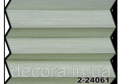 Жалюзі плісе butterfly pearl 2-24061, фото 2