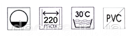 Жалюзі плісе calypso 2-2319, фото 2