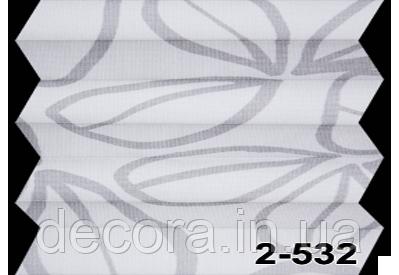 Жалюзі плісе clover 2-532