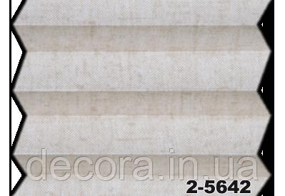 Жалюзі плісе conga pearl 2-5642, фото 2