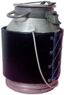 Декристаллизатор для роспуска мёда в бидоне (40 л). Разогрев до +40°С.
